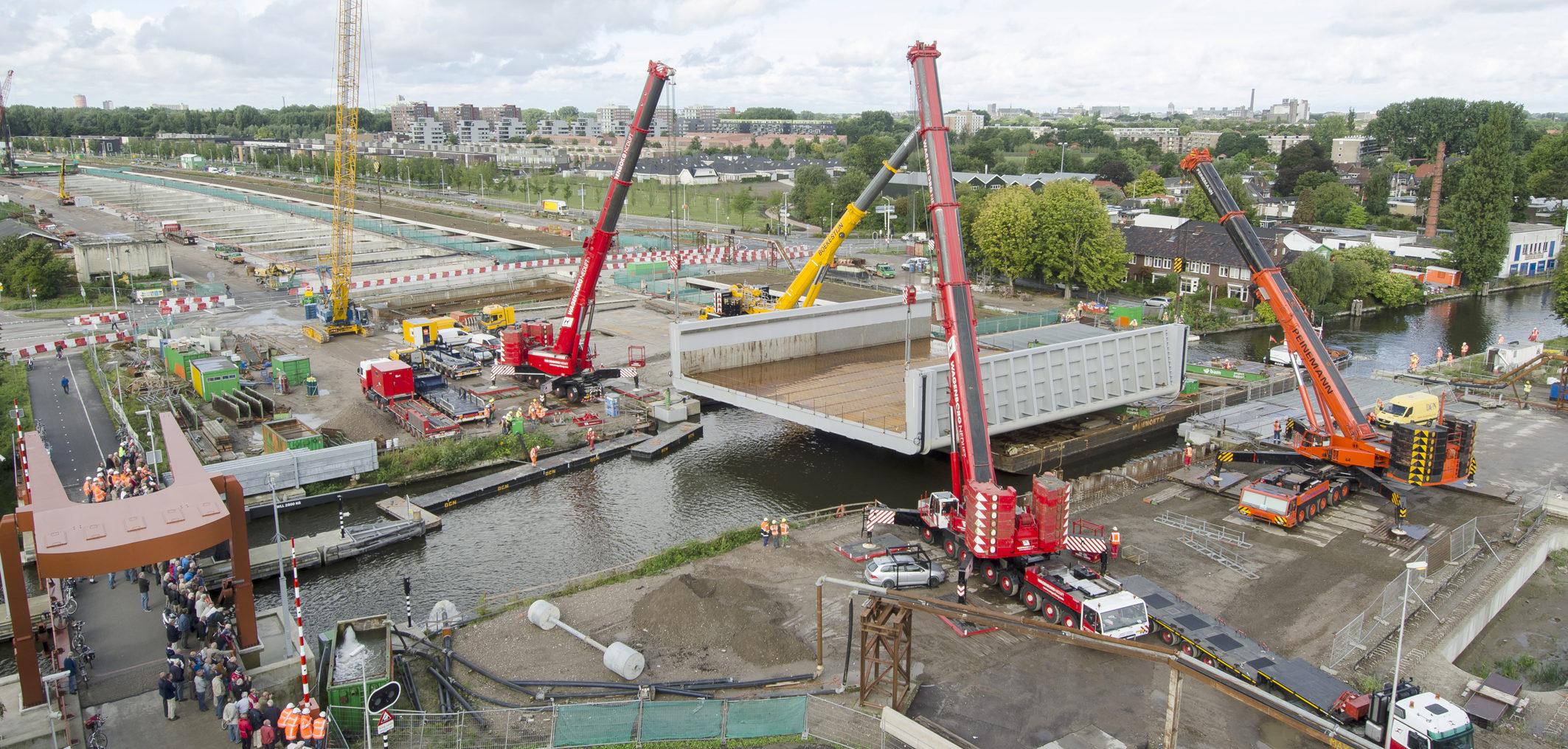 Fotografie Limesaquaduct - bedrijfsfotografie